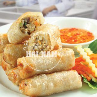 CHẢ GIÒ (Món ăn nhà hàng)